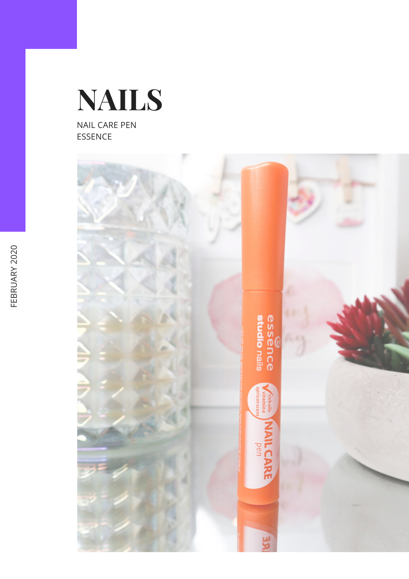 NAIL CARE PEN - ESSENCE
